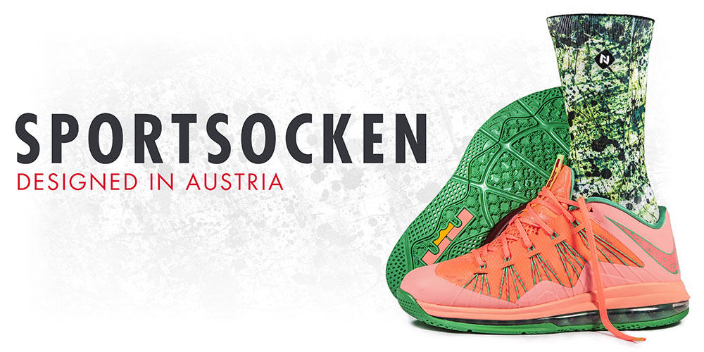 SPORTSOCKEN DESIGNED IN AUSTRIA